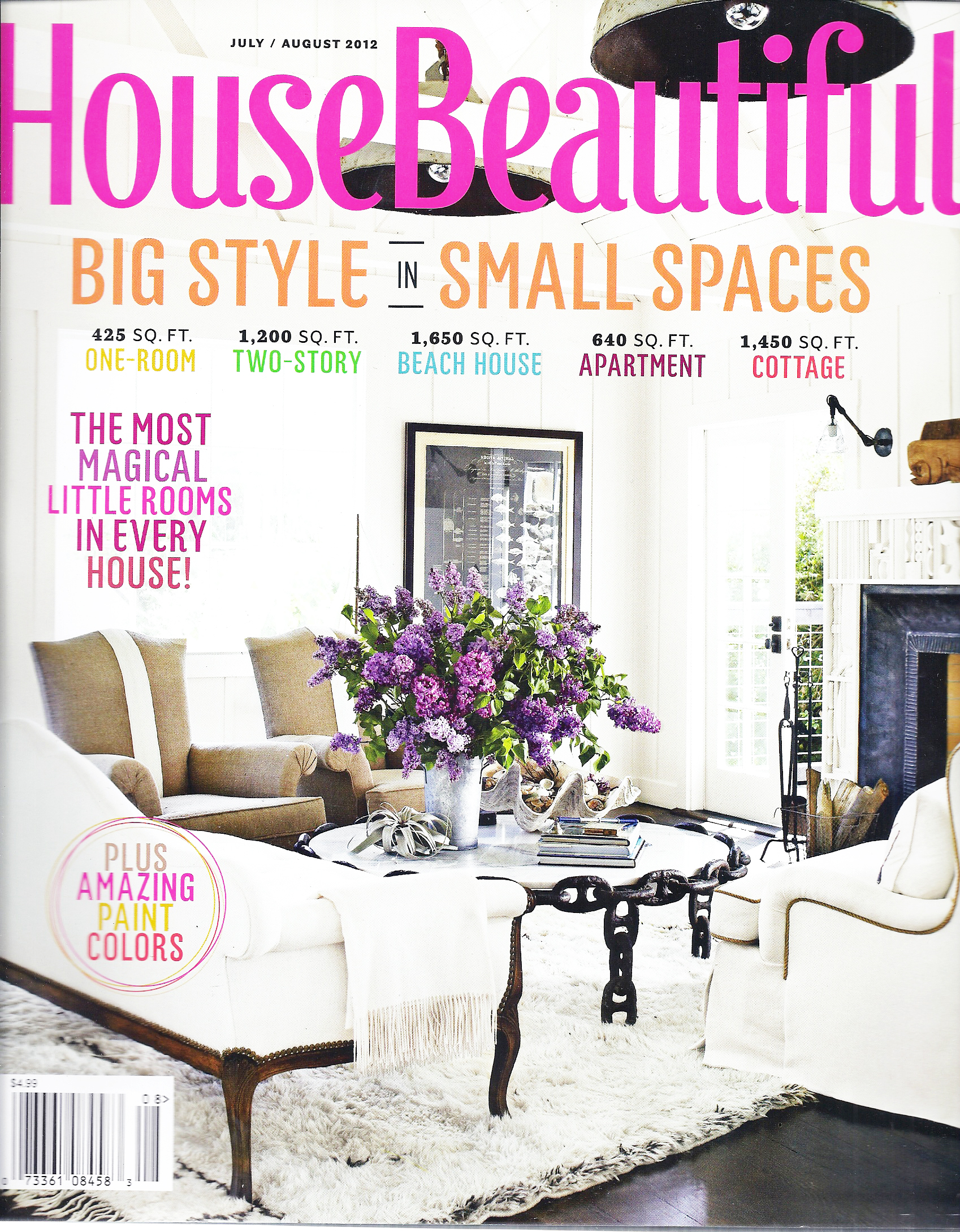 Stunning 80 beautiful house magazine design ideas of for Better homes and gardens customer service telephone number