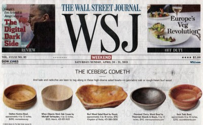 WSJ Feature