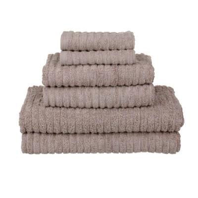 glo Stripe Mushroom Bath Set