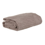 glo Stripe Mushroom Bath Sheet