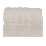 glo Stripe Natural Bath Mat