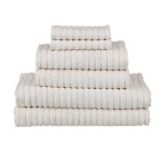 glo Stripe Natural Bath Set