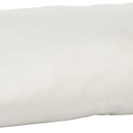 glo Twill Flannel Natural Fitted Sheet